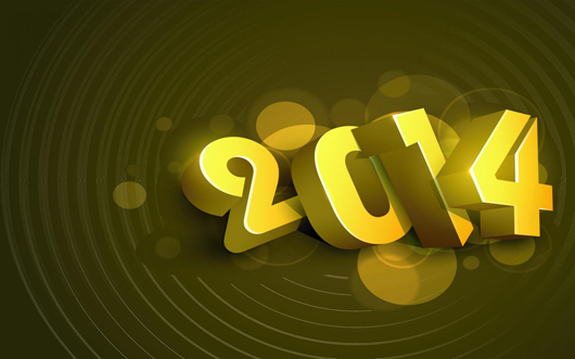 Happy New Year 3D Greetings Download