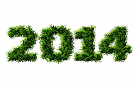 Have A Full of Greenery Year 2014