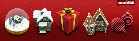 Archigraphs Christmas icons