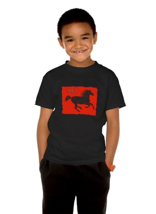 Chinese New Year 2014 Year of the Horse T-Shirt