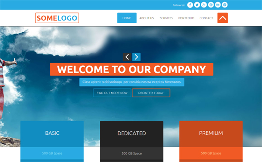 Corporate-Business-Muse-Site-Template