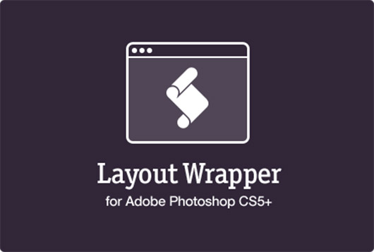 Layout Wraper for Photoshop
