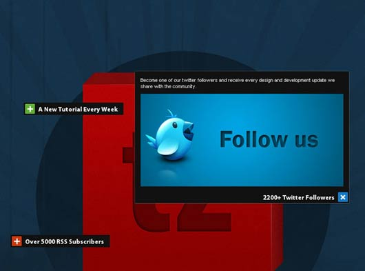 Contextual Slideout Tips With jQuery & CSS3