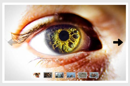Photo Gallery with AngularJS and CSS3