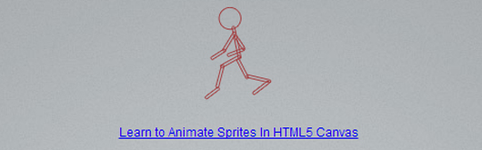 Animating Sprites In HTML5 Canvas