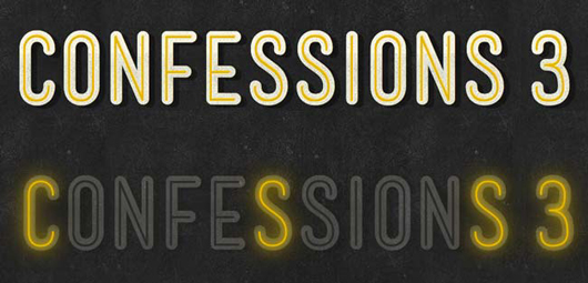 Create Super Cool Text Effect using CSS3 and Lettering.js