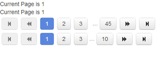 jQuery Pagination