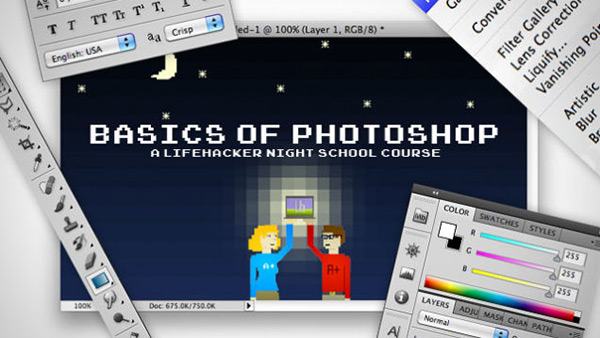 Learn the Basics of Photoshop: The Complete Guide