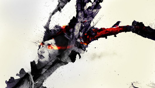 """CREATE """"TRAPPED IN THE TREES"""" PHOTO MANIPULATION IN PHOTOSHOP"""