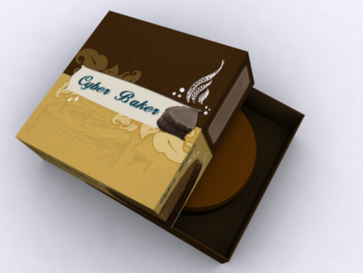 Cake Packaging View