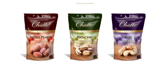 Chatto Packaging Designs