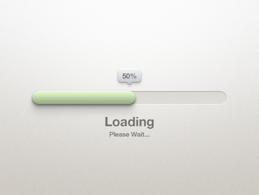 Css3 dynamic progress bar and additional jQuery percentage figures show