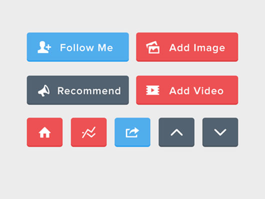 Flat-UI-Buttons-(PSD-Included)