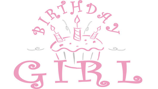 Happy Birthday For A Girl