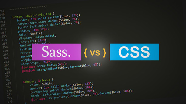 How is it different from CSS Sass