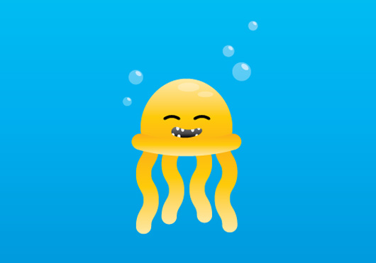 How to Create A Jellyfish in Illustrator