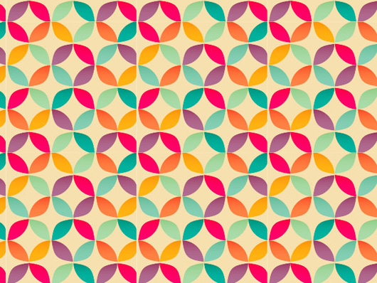 How to Create a Bright Geometric Circle Pattern in Adobe Illustrator