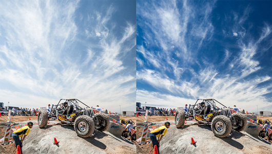 How to Easily Enhance Your Skies in Adobe Camera Raw