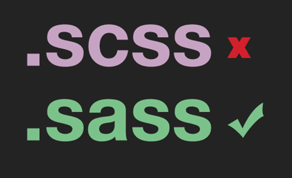 Sass vs. SCSS: which syntax is better