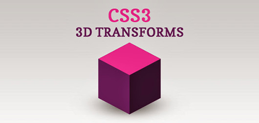 How To Make a 3D Transform with CSS3