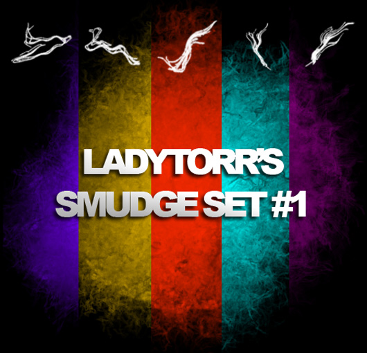 LadyTorr's Smudge Set 1