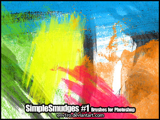 SimpleSmudges .1. Brushes Pack