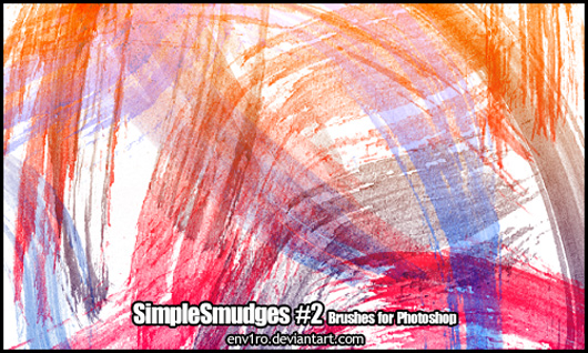 SimpleSmudges .2. Brushes Pack