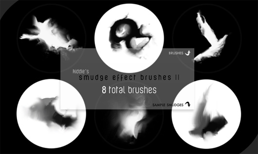 Smudge Effect Brushes II