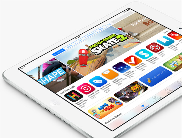 The features of iOS8 design concept