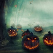 Silent and Scary iPhone 6 Halloween Wallpapers