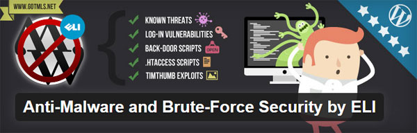 Anti-Malware and Brute-Force Security by ELI