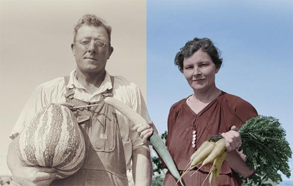 How to Colourise an Old Photograph in Adobe Photoshop