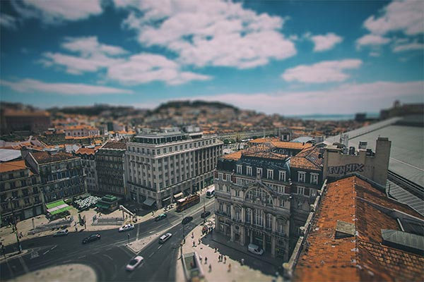 How to Create a Tilt Shift Effect in Photoshop
