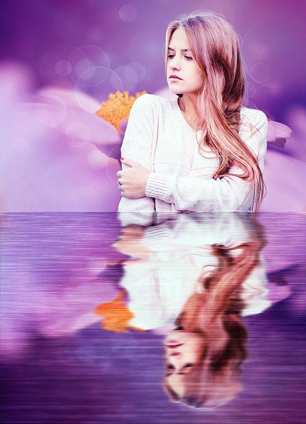 Learn How to Add a Reflection to Your Photos in Photoshop