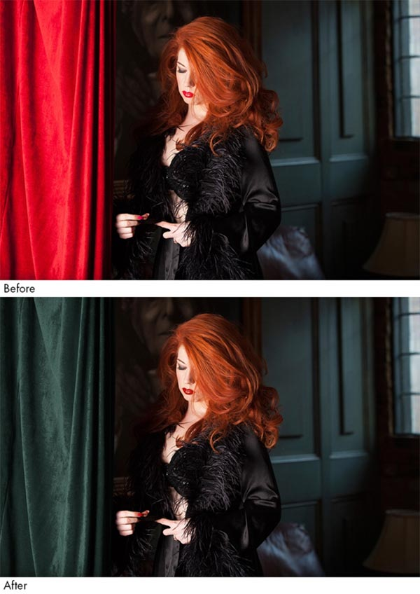 Photoshop tutorial: Use color theory to balance a photo's colors
