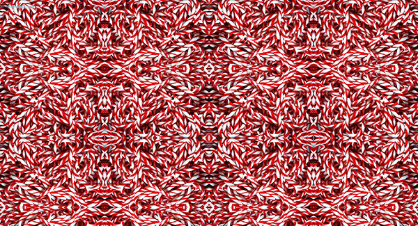 Candy Cane Merry Christmas Wallpaper