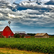 The Past, Present and Future of American Barns