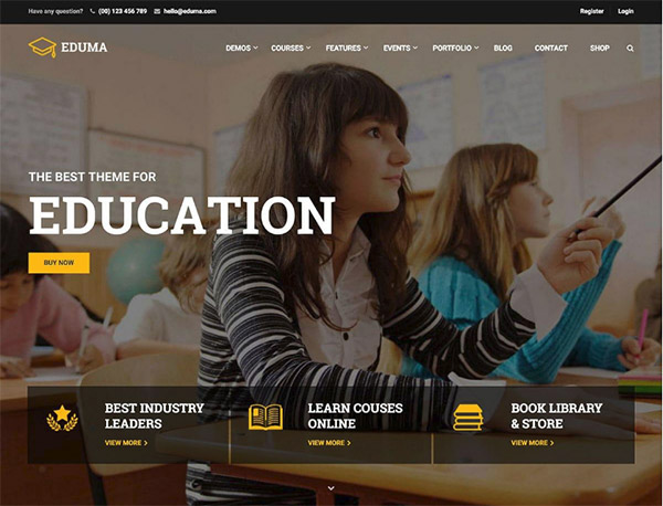 Education WP Theme