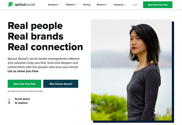 sproutsocial social management software