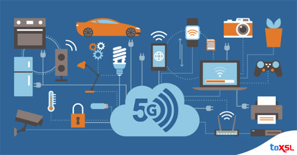 The Use of 4G and 5G networks