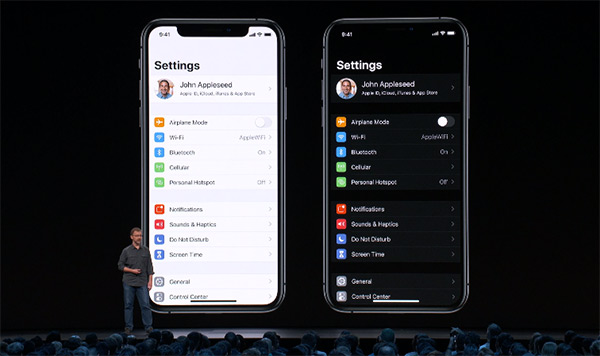 iOS Dark Mode is Here, but is it Bad for your Eyes?
