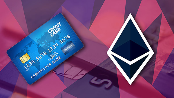 Buy Ethereum with VISA, MasterCard, and American Express credit card