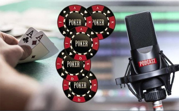 Five Great Gambling Podcasts
