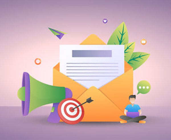 business through email marketing