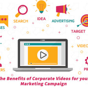 The Benefits of Corporate Videos for your Marketing Campaign