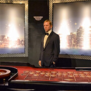 A study of James Bond at the Casino